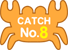 Catch No.8 Game on Android